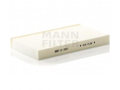 CU2951 - Kabínový filter MANN