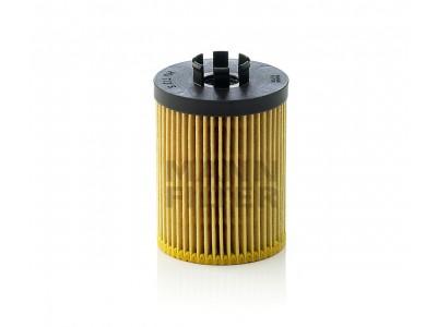 HU712/8X - Olejový filter MANN