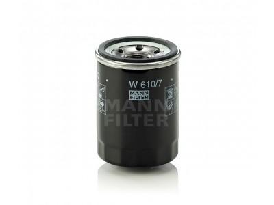 W610/7 - Olejový filter MANN