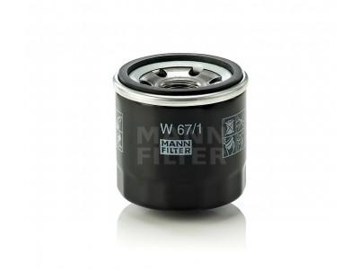 W67/1 - Olejový filter MANN