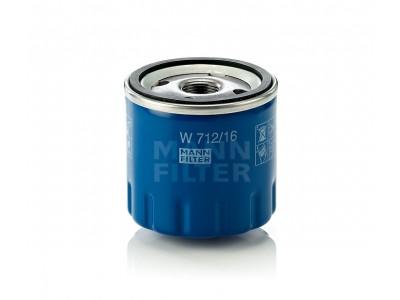 W712/16 - Olejový filter MANN