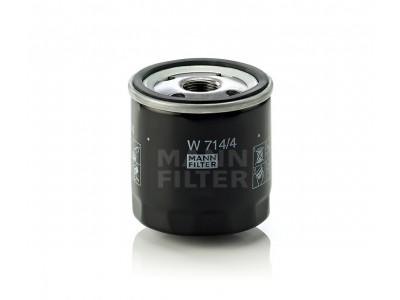 W714/4 - Olejový filter MANN