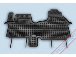 Autorohože gumové so zvýšeným okrajom Opel Vivaro B (vodičov zosílený, od r.v. 2014)