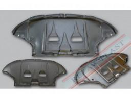 Kryt pod motor Audi A4 / S4 / Avant / Quattro (B7, benzín okrem 2,0L 162kw, od r.v. 2005 do r.v. 2008)
