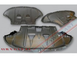 Kryt pod motor Audi A4 / S4 / Avant / Quattro (B7, benzín 2.0 162kW, od r.v. 2005 do r.v. 2008)
