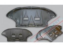 Kryt pod motor Audi A4 / S4 / Cabrio / Quattro (B6, benzín+diesel, od r.v. 2003 do r.v. 2006)
