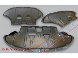 Kryt pod motor Audi A4 / S4 / Cabrio / Quattro (B7, benzín 1.8L V4, 5-stupňová manuálna prevodovka, od r.v. 2007 do r.v. 2009)