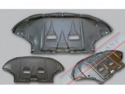 Kryt pod motor Audi A4 / S4 / Cabrio / Quattro (B7, diesel+benzín okrem 1.8L V4, od r.v. 2007 do r.v. 2009)