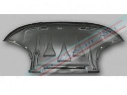 Kryt pod motor Audi A6 / Avant (C6, bez prídavného krytu pohonu, 4.2L V4, V6, V8, od r.v. 2005 do r.v. 2011)