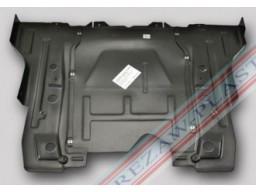 Kryt pod motor Opel Astra J (komplet set, diesel 1,7CDTI, 2,0CDTI, od r.v. 2010)