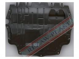 Kryt pod motor VW Passat B6 (benzín, 3.2L 184kw, 3.6L 206kw, od r.v. 2006 do r.v. 2010)
