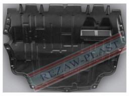 Kryt pod motor VW Passat B6 (diesel, 1,9TDI, od r.v. 2006 do r.v. 2010)