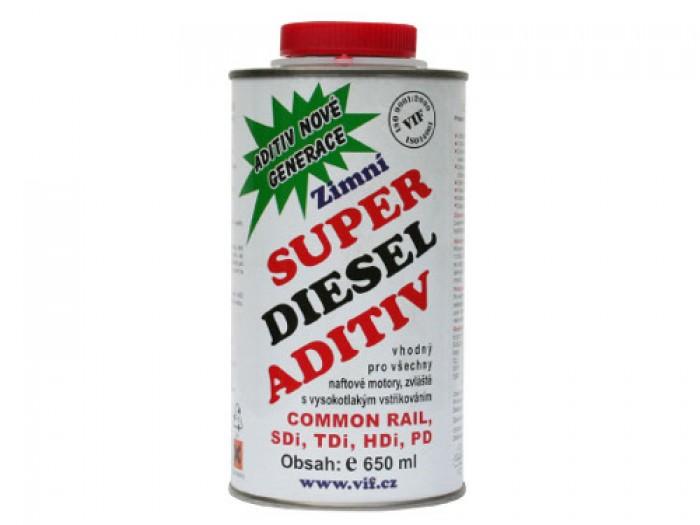 Super Diesel Aditiv VIF - zimný 500ml