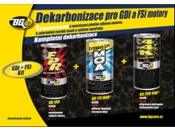 BG 6577 KIT - sada dekarbonizácie (benzín GDi, FSI, TSI)