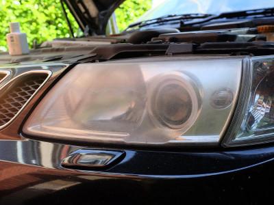 Autoglym Headlight Restoration Kit - Set na renováciu svetiel