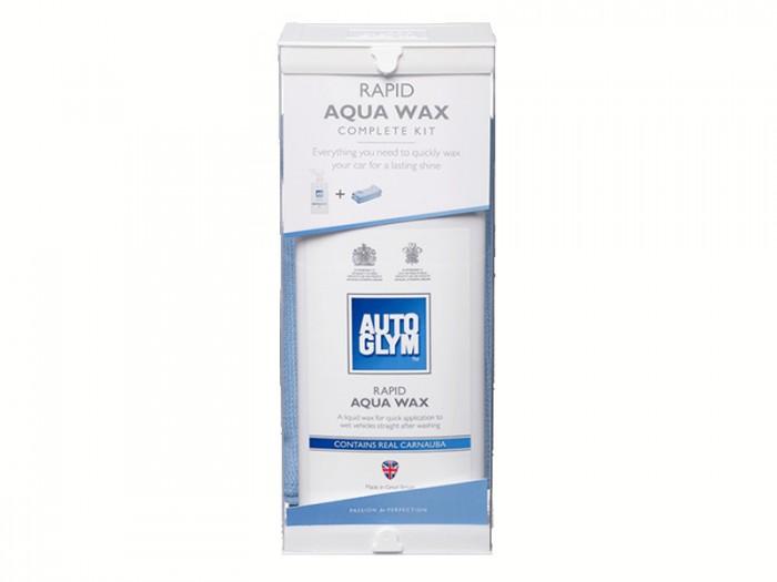 Autoglym Aqua Wax Kit - Tekutý rýchlovosk
