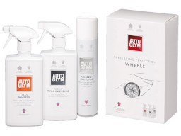 Autoglym The Collection Perfect Wheels - Balíček na pneumatiky a disky