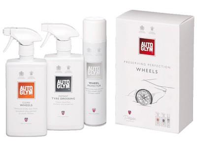 Autoglym The Collection Perfect Wheels - Balíček na pneumatiky a disky