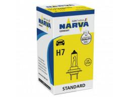Žiarovka H7 12V 55W Narva (1ks)