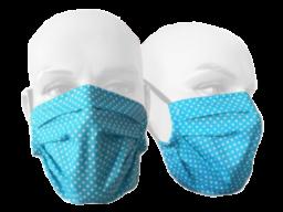 Textilné ochranné rúško (pre viacnásobné použitie, 1ks)