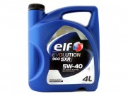 Elf Evolution 900 SXR 5W-40 4L ...