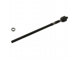 Febi Bilstein 12567 - Tiahlo / tyč riadenia (axiálny kĺb / čap, s maticou)