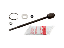 Febi Bilstein 28477 - Inner Tie Rod without tie rod end, with additional parts