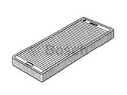 0986628501 - Kabínový filter BOSCH (s aktívnym uhlím antibakteriálny)