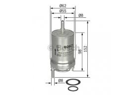 0450905925 - Palivový filter BOSCH