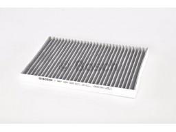 1987435529 - Kabínový filter BOSCH (s aktívnym uhlím)