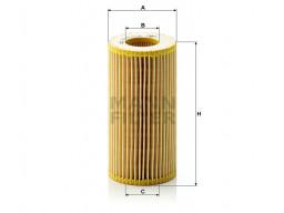 HU719/8X - Olejový filter MANN