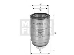 PL50 - Palivový filter MANN