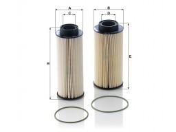 PU100032X - Palivový filter MANN