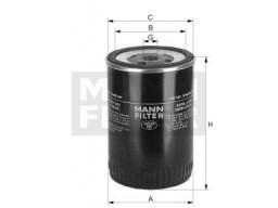 WDK11102/17 - Palivový filter MANN