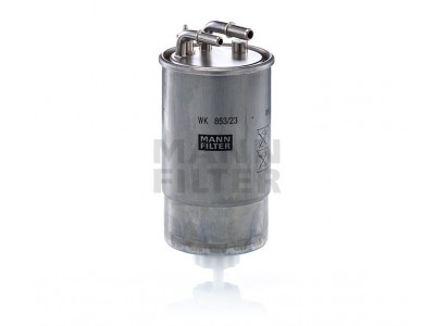WK853/23 - Palivový filter MANN