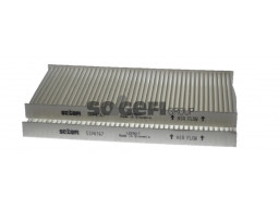 AH404-2 - Kabínový filter PURFLUX