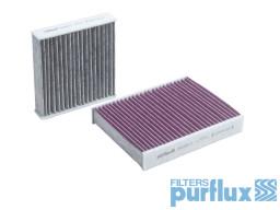 AHA245-2 - Kabínový filter PURFLUX (s aktívnym uhlím antibakteriálny)