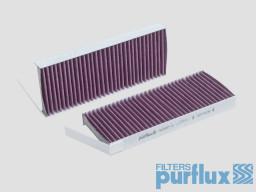 AHA387-2 - Kabínový filter PURFLUX (s aktívnym uhlím antibakteriálny)
