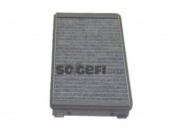 AHC102 - Kabínový filter PURFLUX (s aktívnym uhlím)