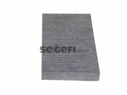 AHC107 - Kabínový filter PURFLUX (s aktívnym uhlím)
