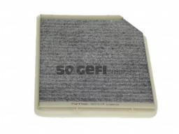 AHC117 - Kabínový filter PURFLUX (s aktívnym uhlím)