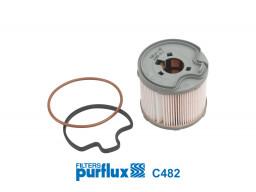 C482 - Palivový filter PURFLUX