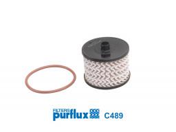 C489 - Palivový filter PURFLUX