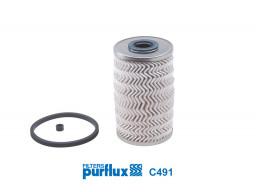 C491 - Palivový filter PURFLUX