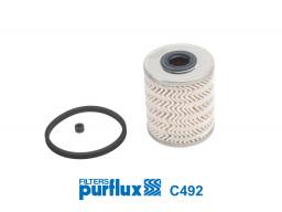 C492 - Palivový filter PURFLUX