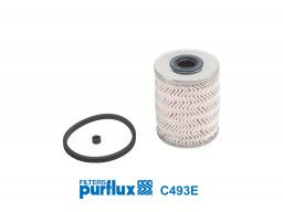 C493E - Palivový filter PURFLUX