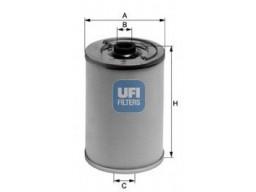 21.051.00 - Palivový filter UFI