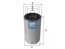 23.102.02 - Olejový filter UFI