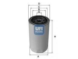 23.120.00 - Olejový filter UFI
