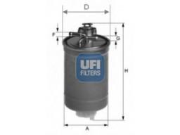 24.003.00 - Palivový filter UFI